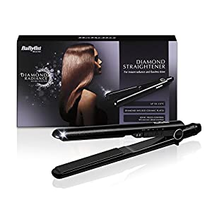 BaByliss Diamond Straightener