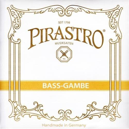 Pirastro Bass Viola da Gamba D-1 (Viola Da Gamba Strings)
