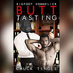 Bigfoot Sommelier Butt Tasting