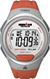 Timex Men's T5K611 Ironman Traditional 10-Lap Orange Resin Strap Watch