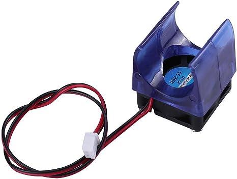 LiChiLan - Cubierta para Ventilador de refrigeración, Moldeado por ...