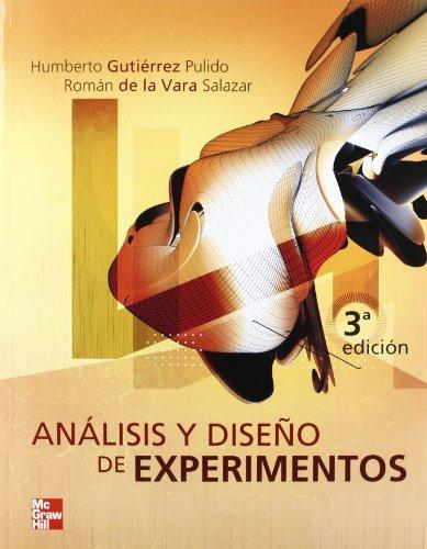 Analisis Y Diseno De Experimentos
