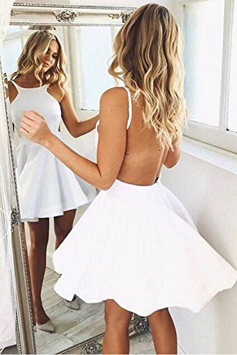 Party Dresses Graduation Burgundy CCBubble Short Homecoming Homecoming Backless Dresses 2018 wHfOqH4x