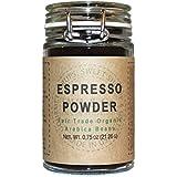 Espresso Powder by JAVA & Co., Fair Trade Organic Arabica