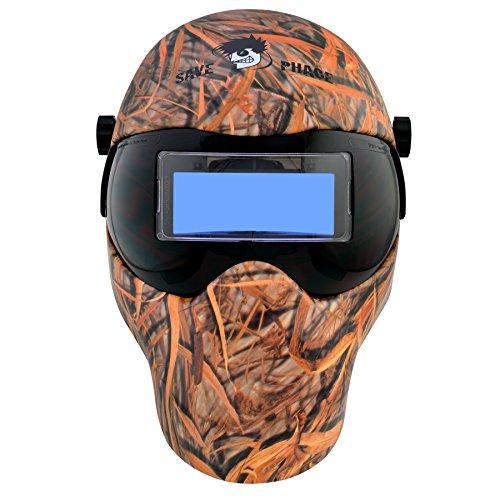 Save Phace–Careta 3012473I Series Dynasty casco de soldadura de Oscurecimiento Automático
