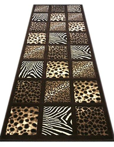 Animal Prints Sculpture 251 Chocolate