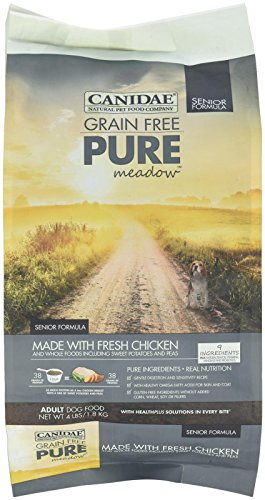 canidae-grain-free-pure-meadow-senior-dog-formula-food-made-with-fresh-chicken-4-lb