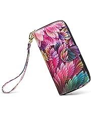 LOVESHE Women's New Design Bohemian Style Purse Clutch Bag Card Holder New Fashion (17JJ38)