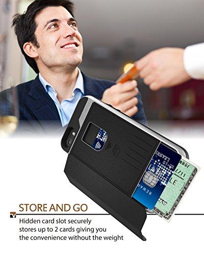 Amazon.com: IPhone SE Wallet Case, Vena [vCommute][Drop Protection ...