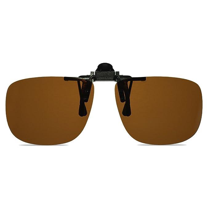 Amazon.com: Wangly - Gafas de sol polarizadas unisex con ...