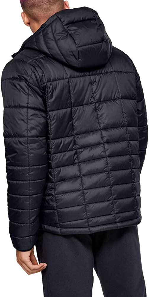 Under Armour Mens Armour Insulated Hooded Jacket