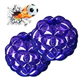 "Suyi 36"" diam 0.9M Inflatable Body Bubble Soccer Ball Sumo Bumper Ball Heavy Duty Durable PVC Vinyl for Kids Adult Outdoor Play Ball Games"