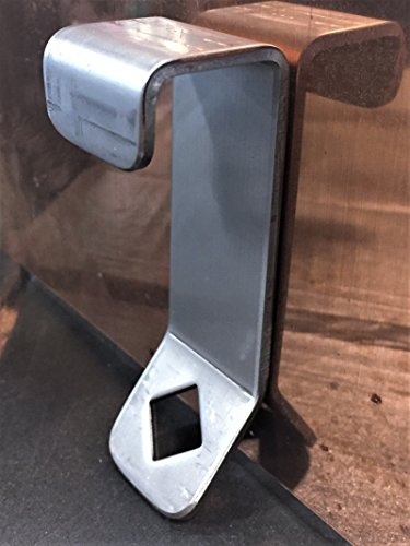 Yeti/RTIC Cooler lock bracket made of STAINLESS STEEL!