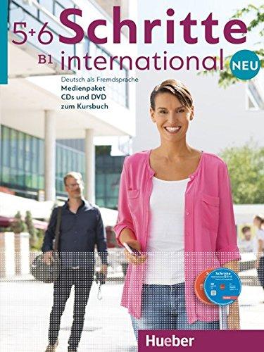 Schritte international Neu 5+6. Medienpaket: Deutsch als Fremdsprache