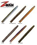 "Z-Man Big TRD4 4"" 10X Tough ElaZtech 6-Pack"
