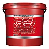 Scitec Nutrition 100% Whey Protein Professional 5000g vanilla very berry Top-energy24 special offert by Scitec Nutrition
