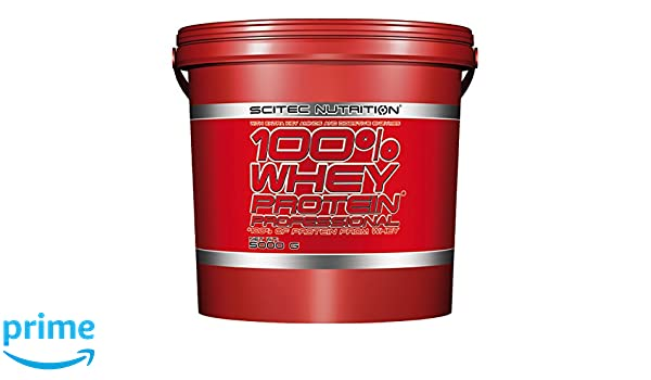 Scitec Nutrition Whey Protein Professional proteína chocolate 5000 g