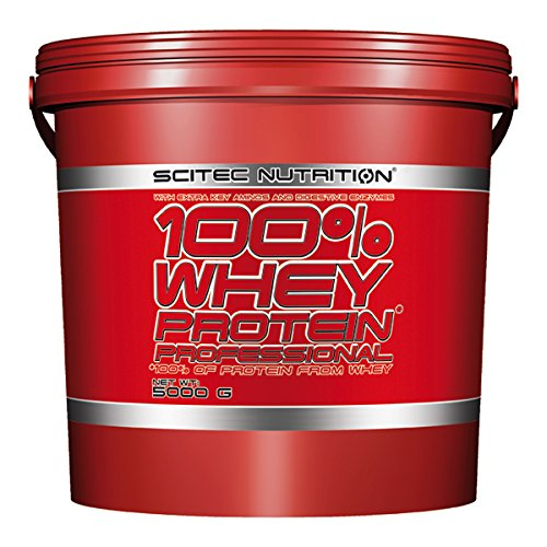 100% whey protein professional - 11 lbs - Vanilla very berry - Scitec nutrition by Scitec (Image #2)