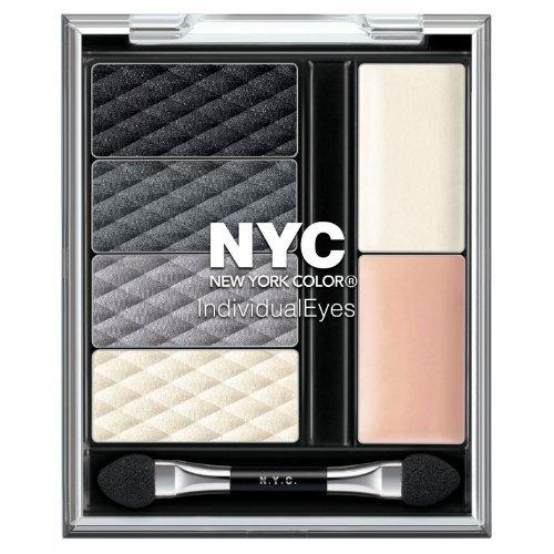 Nice (3 Pack) NYC Individualeyes Custom Compact - Smokey Charcoals
