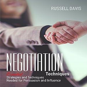 Negotiation Hörbuch