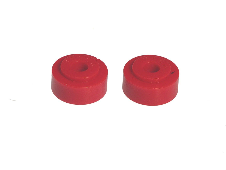 Prothane 19-901 Red Front Stem Type Shock Mount Bushing - 4 Piece
