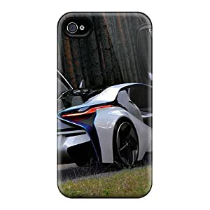 Tpu Goodfashions2001 Shockproof Scratcheproof Bmw Vision Hard Cases Covers For Iphone 6 Black Friday