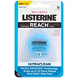 Listerine Ultraclean Floss, Mint (Pack of 6)