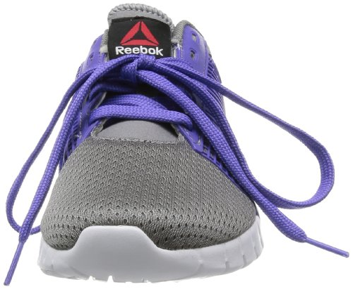 Reebok - Zquick - V60319 - Colore: Grigio-Viola - Taglia: 38.5
