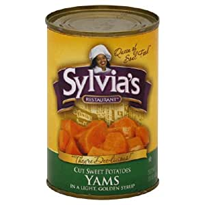 Sylvia S Canned Foods