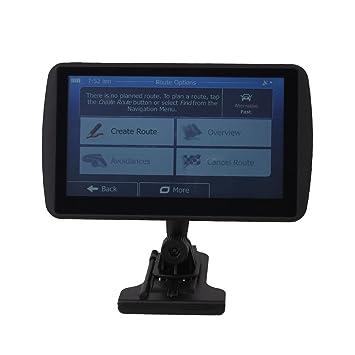 Sistema de navegación de GPS del Coche, Carro del Coche Navegador de GPS de Alta