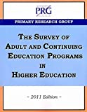 The Survey of Adult and Continuing Education Programs in Higher Education, Primary Research Group, 1574401599