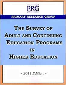 The survey of adult education