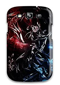 Galaxy S3 Case Cover With Shock Absorbent Protective ApgKMVU6057xlFNr Case