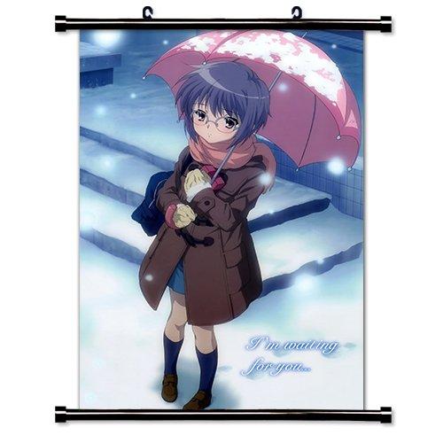 The Melancholy of Haruhi Suzumiya Anime Wall Scroll Poster