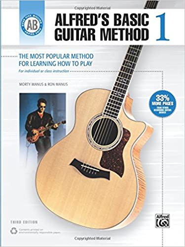 alfred basic guitar method book 1 download