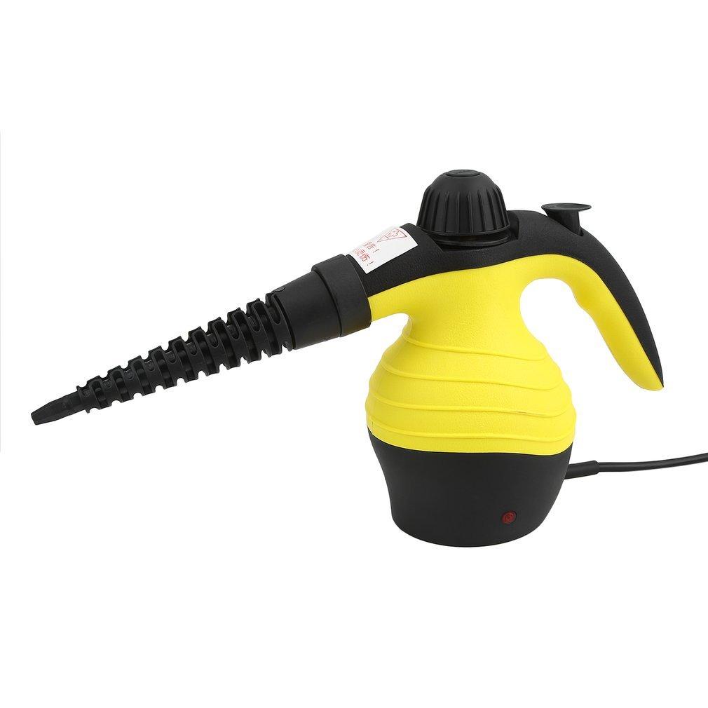 Multifunción, limpiador a vapor de mano, juego de limpieza a vapor para baño, acolchado, colchón, alfombras, ventanas, 1000 W: Amazon.es: Bricolaje y ...