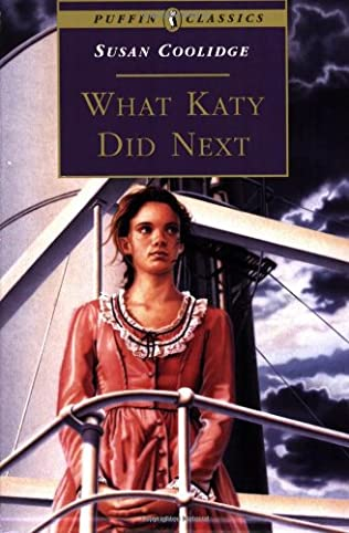 book cover of What Katy Did Next