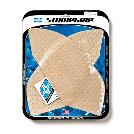 (16 APRILIA TuonoV411RRABS: Stomp Grip Traction Pads (CLEAR))