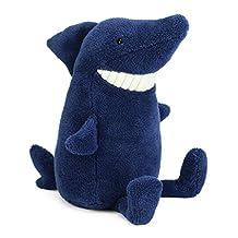 "Jellycat Toothie Shark - 16"""