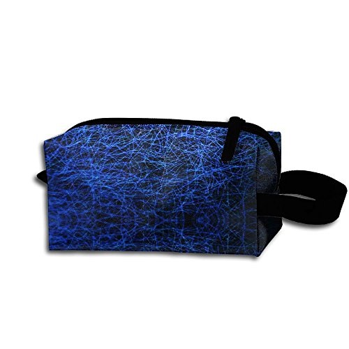 Ming Horse Blue Light Travel&home Portable Make-up Receive Bag Hand Cosmetic Bag With Hanging