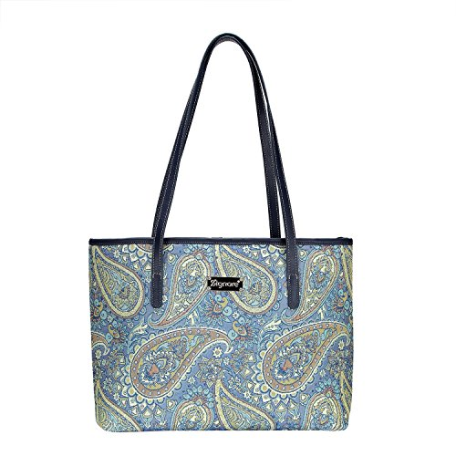 Signare Fashion Tapestry Bag Tote Paisley Shoulder Women Brpw8qB