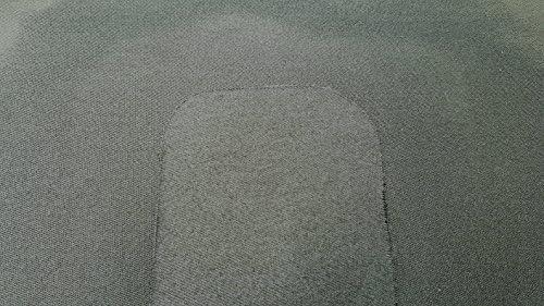 abschuerfungen ect. Mini Cooper Cabrio verdeck Kit di riparazione repair Kit Rep Set Rep Kit in Original Cabriolet Capote in tessuto per crepe Completo con toppe, Colla, eba CD fori Tagli per tessuto Ver soffitto