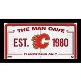 Steiner Sports  Anaheim Ducks Man Cave Sign 6 by 12 Framed Photo