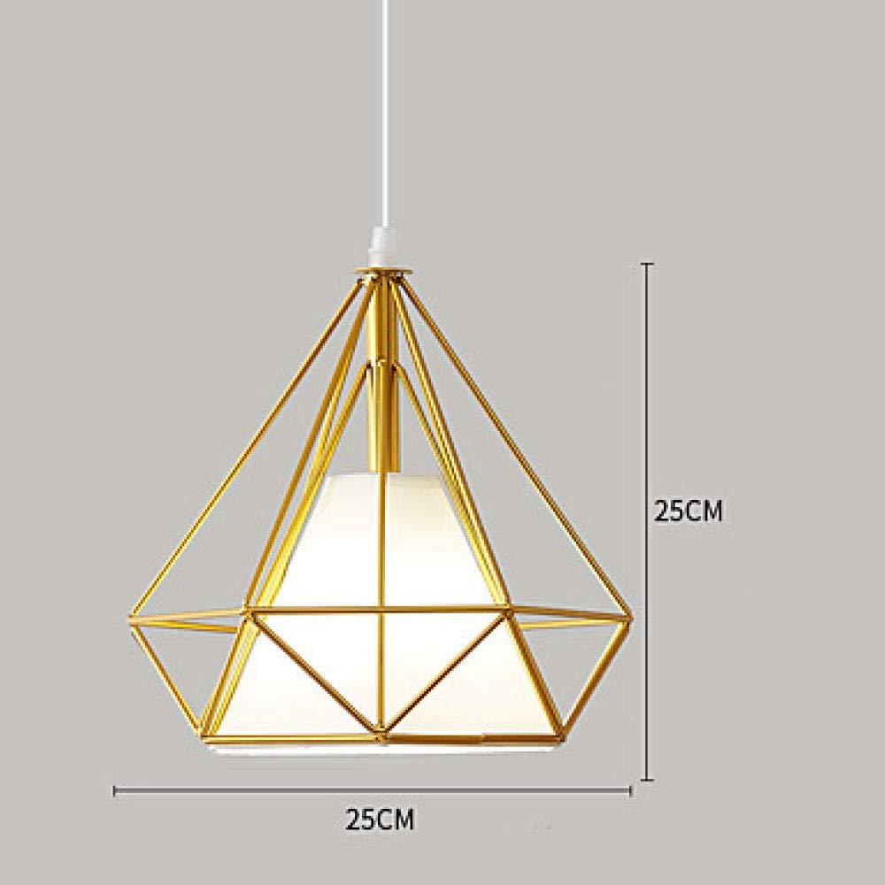 Geometrische Pendelleuchte Downlight Painted Finishes Metal 110-120V   220-240V Warmweiß Kaltweiß@Kaltes Weiß_110-120V_Gold_1-Licht