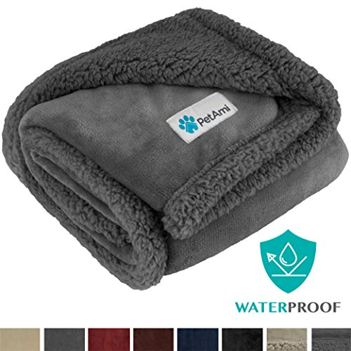PetAmi Waterproof Dog Blanket