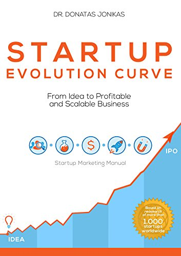 Startup Evolution Profitable Scalable Business ebook product image