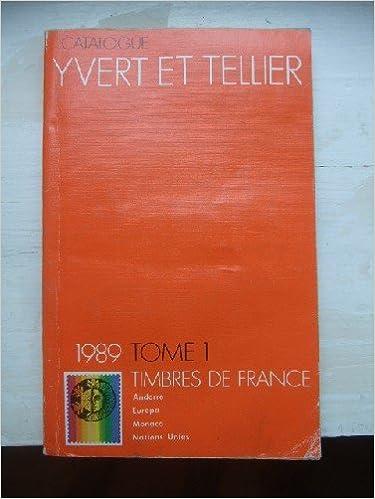 catalogue yvert tellier gratuit