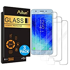 Package includes:3* Glass Screen Protector, 6*Guide Sticker, 3* Wet Wipe&3*Dry Wipe, 3* Dust AbsorberAilun Ailun develops and markets its own products and services that deliver new experience, greater convenience and enhanced value to eve...