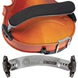 Everest Silver ES Series 1/4-1/10 Violin Adjustable Shoulder Rest