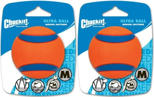 ChuckIt! Ultra Ball Medium 2pk